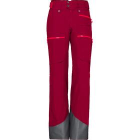 Norrøna Lofoten Gore-Tex Insulated Pants Dame rhubarb